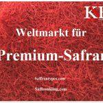 Weltmarkt für Premium-Safran