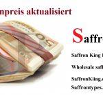 Großer Verkäufer von Safran
